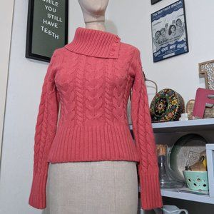 Pink Banana Republic Women's Sweater